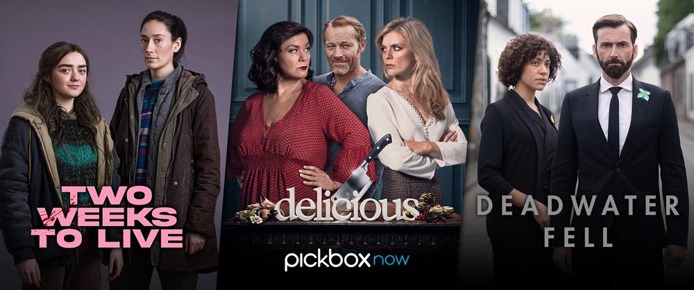 Picbox NOW video klub!